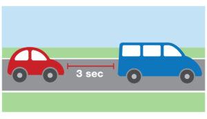 cars distance