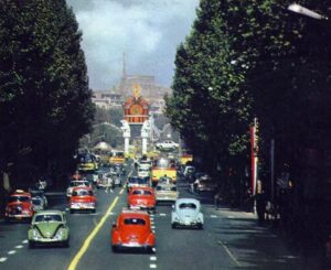 خیابان پهلوی قدیم